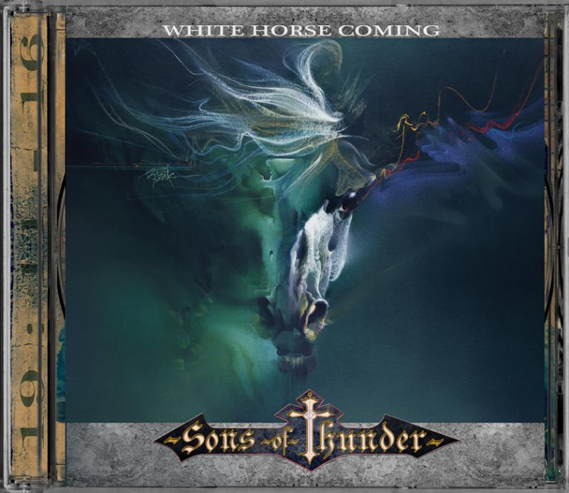 Sons of Thunder - White Horse Coming CD